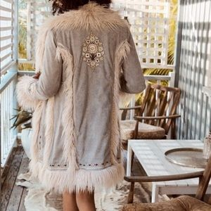 Spell & the Gypsy Collective Joplin Jacket S/M